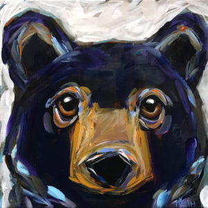 kandice keith art beautiful bears julie