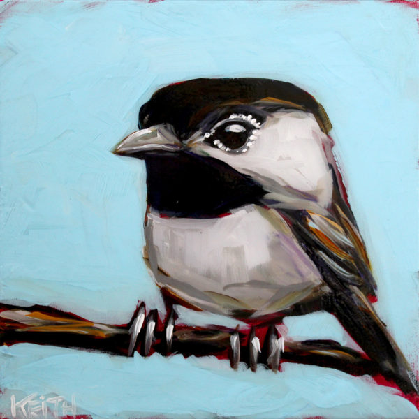 kandice keith art brilliant birds clark