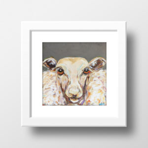 kandice keith art print 12x12 sheepers