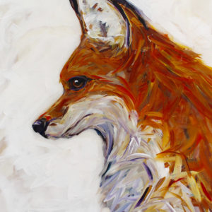 kandice keith art whimsical creatures Fiona fox