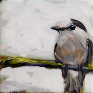 kandice keith art brilliant birds Granny